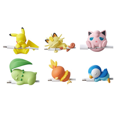 Pokemon Suya Suya Cable Vol 5 Blind Box Figure (Box of 8)
