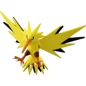 Takaratomy Pokemon EX EHP-04 Zapdos Figure, 3""