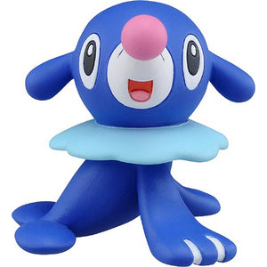 Takaratomy Pokemon EX EMC-03 Popplio Figure, 1.5""