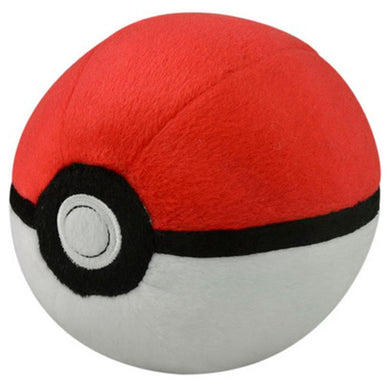 Takaratomy Pokemon Monster / Poke Ball Plush, 4