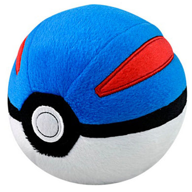 Takaratomy Pokemon Super / Great Ball Plush, 4