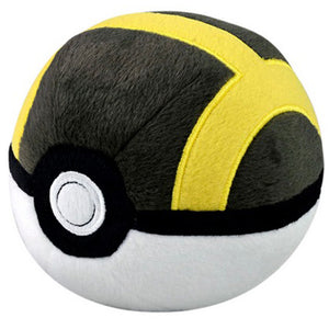 Takaratomy Pokemon Hyper / Ultra Ball Plush, 4""