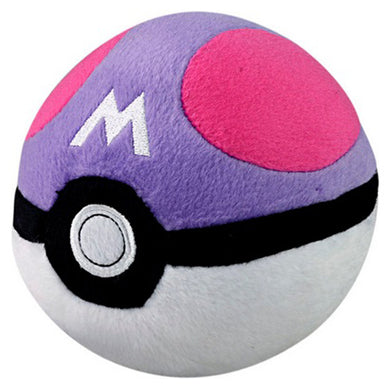 Takaratomy Pokemon Master Ball Plush, 4