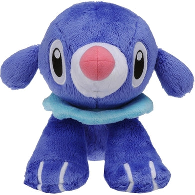 Takaratomy Pokemon Sun & Moon Series Popplio Plush, 6.5