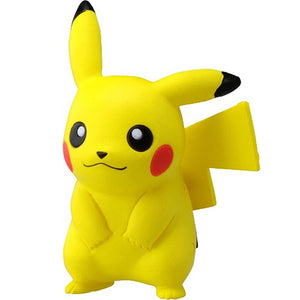 Takaratomy Pokemon EX EMC-01 Pikachu Figure, 1.5""