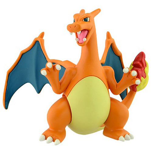 Takaratomy Pokemon EX ESP-02 Charizard Figure, 2.5