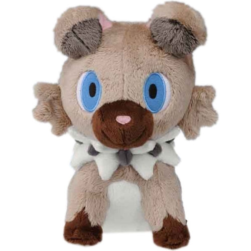 Takaratomy Pokemon Sun & Moon Series Rockruff Plush, 7