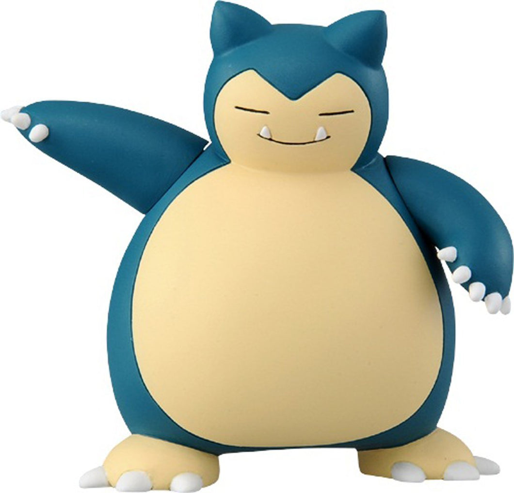 Takaratomy Pokemon EX EHP-07 Snorlax Figure, 3