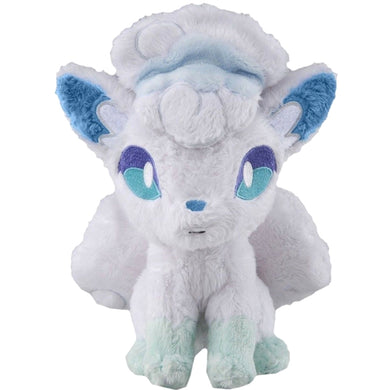 Takaratomy Pokemon Sun & Moon Series Alolan Vulpix Plush, 8