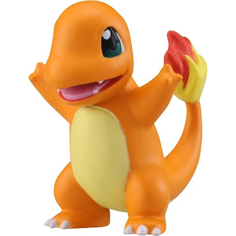 Takaratomy Pokemon EX EMC-16 Charmander Figure, 1.5