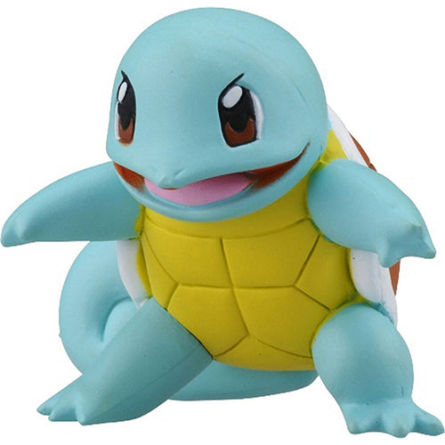 Takaratomy Pokemon EX EMC-17 Squirtle Figure, 1.5