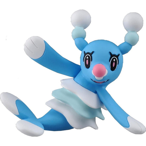 Takaratomy Pokemon EX ESP-12 Brionne Figure, 2.5