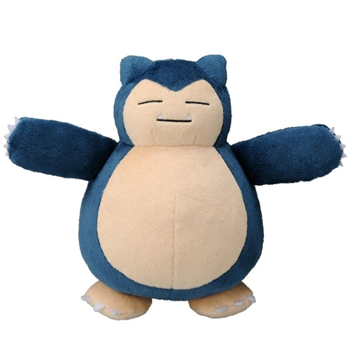 Takaratomy Pokemon Sun & Moon Series Snorlax Plush, 9