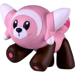 Takaratomy Pokemon EX EMC-33 Stufful Figure, 1""