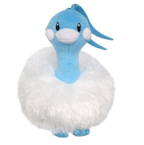 Sanei Pokemon All Star Collection PP10 Altaria Plush, 6""