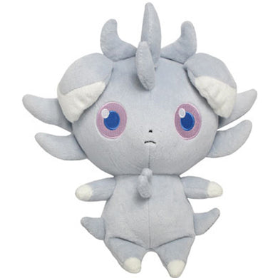 Sanei Pokemon All Star Collection PP13 Espurr Plush, 7
