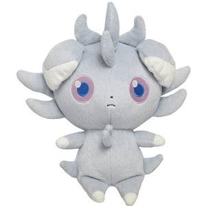 Sanei Pokemon All Star Collection PP13 Espurr Plush, 7""