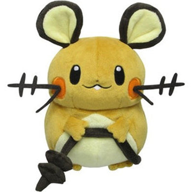 Sanei Pokemon All Star Collection PP14 Dedenne Plush, 7