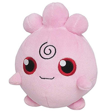 Sanei Pokemon All Star Collection PP27 Igglybuff Plush, 6