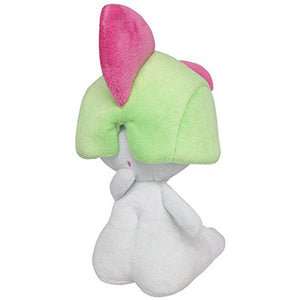 Sanei Pokemon All Star Collection PP30 Ralts Plush, 6""
