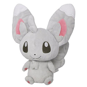 Sanei Pokemon All Star Collection PP33 Minccino Plush, 8.5""