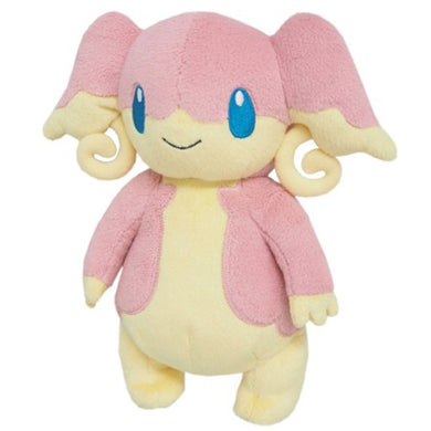 Sanei Pokemon All Star Collection PP46 Audino Plush, 7