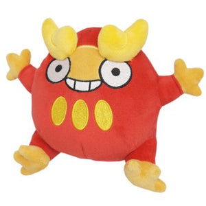 Sanei Pokemon All Star Collection PP47 Darumakka Plush, 4.5""