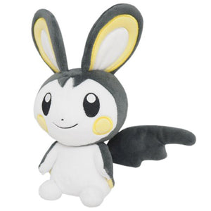 Sanei Pokemon All Star Collection PP48 Emolga Plush, 8""