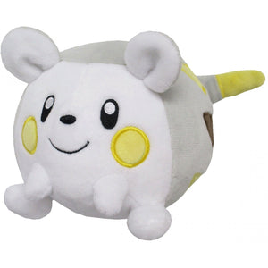 Sanei Pokemon All Star Collection PP58 Togedemaru Plush, 4""