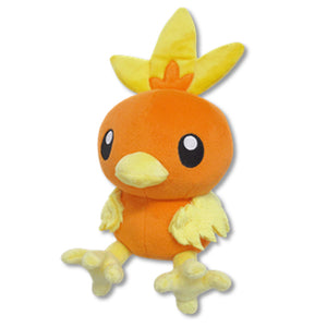Sanei Pokemon All Star Collection PP67 Torchic Plush, 7""