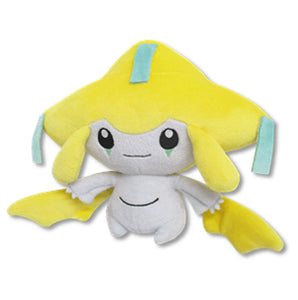 Sanei Pokemon All Star Collection PP71 Jirachi Plush, 6.5""