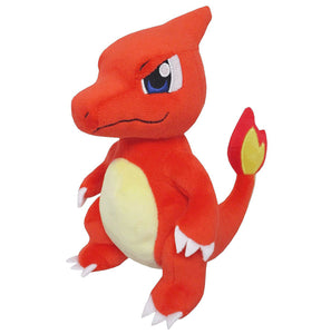 Sanei Pokemon All Star Collection PP77 Charmeleon Plush, 7""