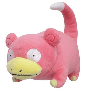 Sanei Pokemon All Star Collection PP81 Slowpoke Plush, 7""