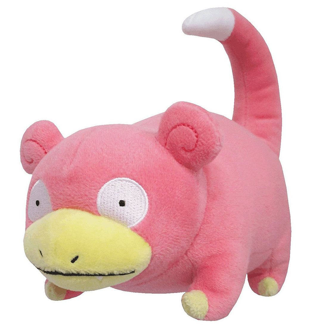 Sanei Pokemon All Star Collection PP81 Slowpoke Plush, 7