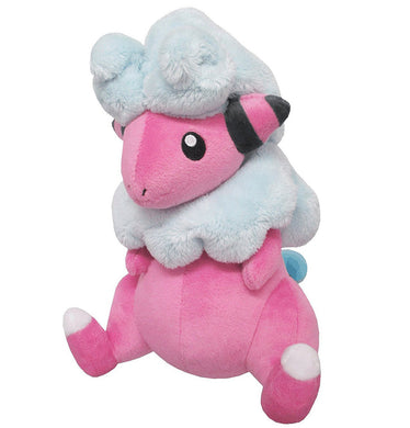 Sanei Pokemon All Star Collection PP83 Flaaffy Plush, 7.5