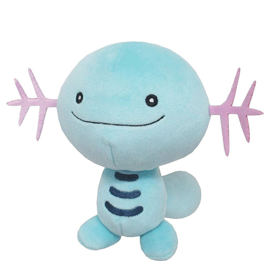Sanei Pokemon All Star Collection PP84 Wooper Plush, 6