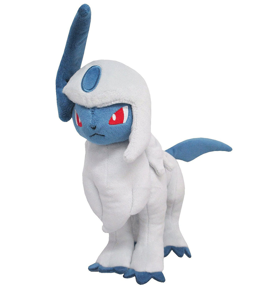 Sanei Pokemon All Star Collection PP86 Absol Plush, 8