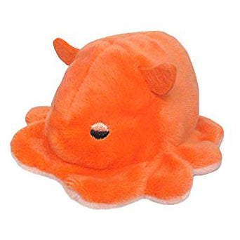Sanei Deep Sea Noru n Zoku Mini Stackable Octopus Plush, 2.5