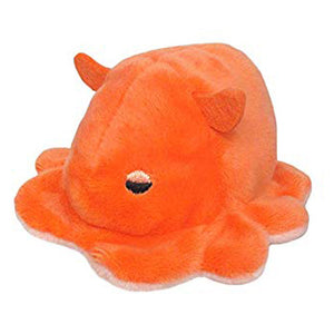 Sanei Deep Sea Noru n Zoku Mini Stackable Octopus Plush, 2.5""