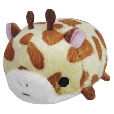 Sanei Noru n Zoku Mini Stackable Giraffe Plush, 3
