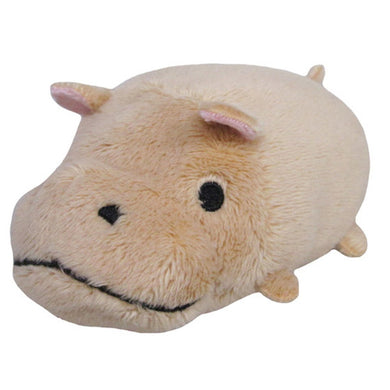 Sanei Noru n Zoku Mini Stackable Hippo Plush, 3