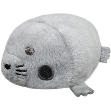 Sanei Noru n Zoku Mini Stackable Baikal Seal Plush, 3
