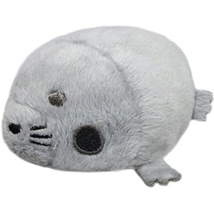 Sanei Noru n Zoku Mini Stackable Baikal Seal Plush, 3""
