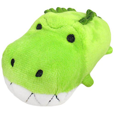 Sanei Noru n Zoku Mini Stackable Crocodile Plush, 3