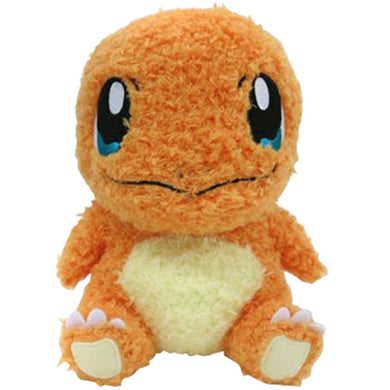 Sekiguchi Pokemon MokoMoko Series Charmander Plush, 7