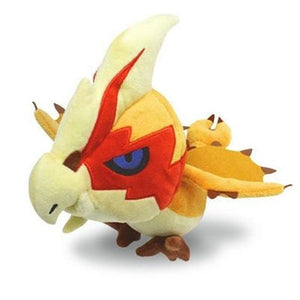 Capcom Monster Hunter Seregios Plush, 7""