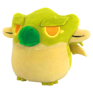 Capcom Monster Hunter MochiKawa Rathian (Green) Plush, 5""