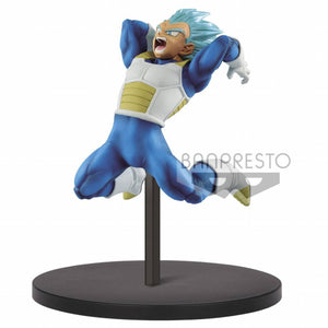 Dragon Ball Super Chosenshiretsuden vol.7 SSGSS Vegeta Figure 16096