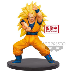 Dragon Ball Super Chosenshiretsuden Vol. 4 Super Saiyan 3 Son Goku Figure 19899