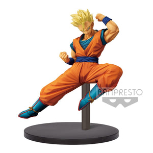 [SHIPS 11/29/2019] Dragon Ball Super Chosenshiretsuden Vol.4 Super Saiyan 3 Son Gohan Figure 19900